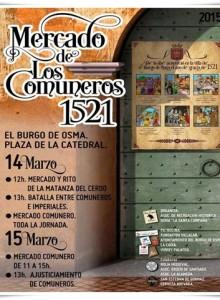 Mercado de Los Comuneros 1521