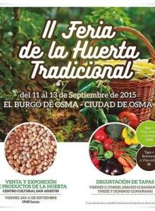 Feria de la Huerta Tradicional